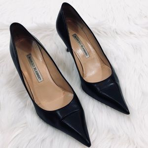 Manolo Blahnik BB pumps